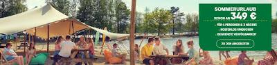 Center Parcs Sommerferien