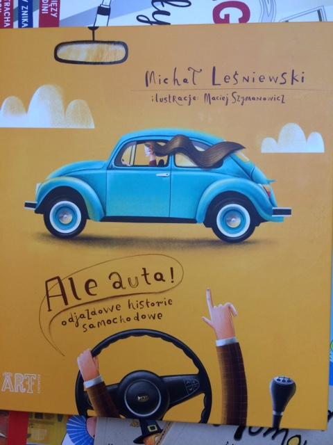 ale auta! historie samochodowe