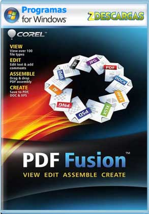 Corel PDF Fusion (2019) Full