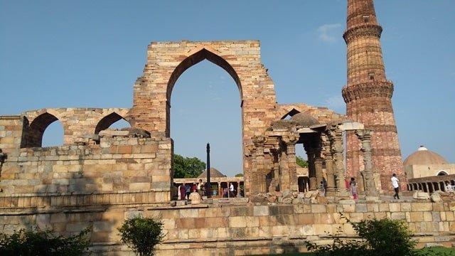 Ashoka Stambh Delhi