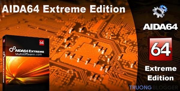 Download AIDA64 Extreme Edition Portable - Xem thông tin về phần cứng và phần mềm