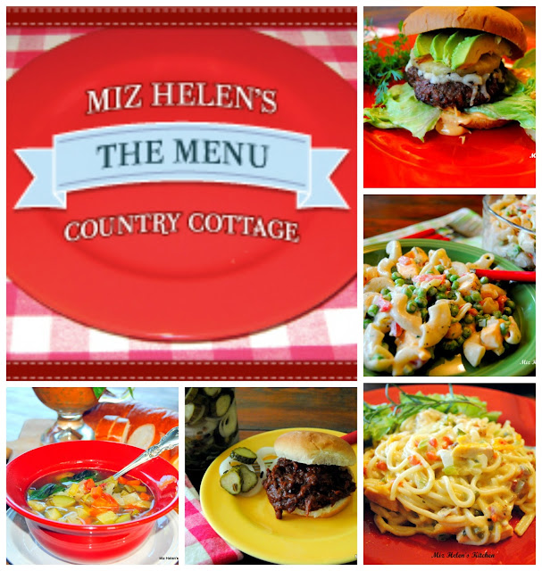 Meal Planning Part Three: The Meals at Miz Helen's Country Cottage