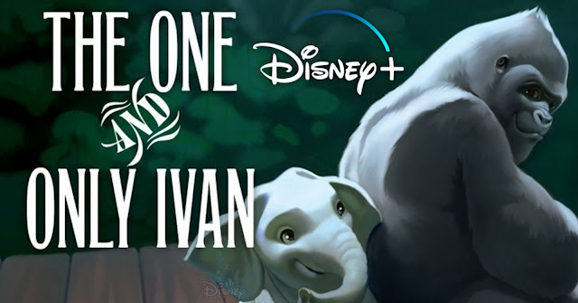 Disney+, Disney Plus, The One and Only Ivan, Thea Sharrock