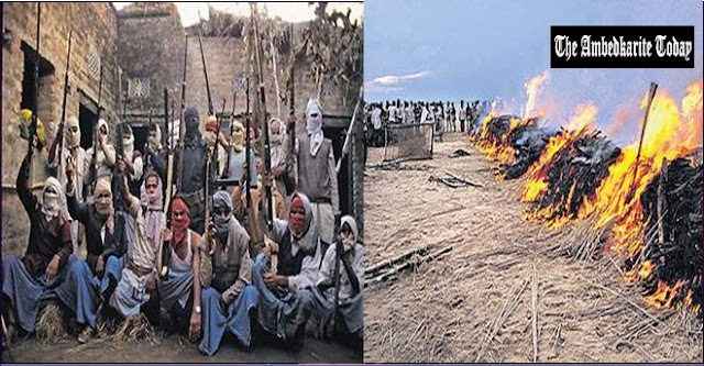 Laxmanpur Bathe Dalit Massacre On 1 December 1997   Caste Violence