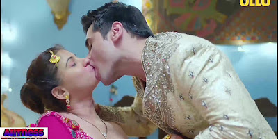 Khwahish Matthew sexy scene - Charmsukh Ep 14 (2020) HD 720p