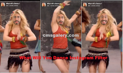 What Will You Dance Instagram Filter || Cara mendapatkan filter What are you Gonna Dance instagram