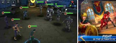 DC Legend: Battle Of Justice