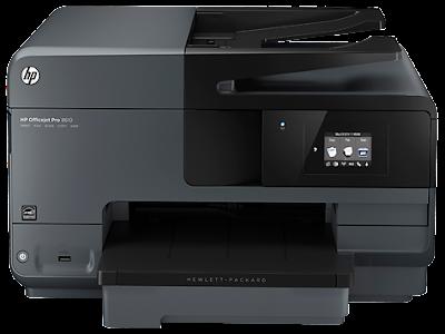 HP Officejet Pro 8610 Printer Driver Download