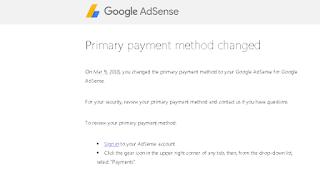 Cara Setting Pembayaran Adsense Via Western Union Dengan Mudah