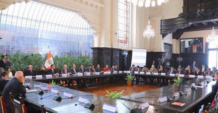 VI Gore - Ejecutivo se inaugura hoy Lunes en Lima