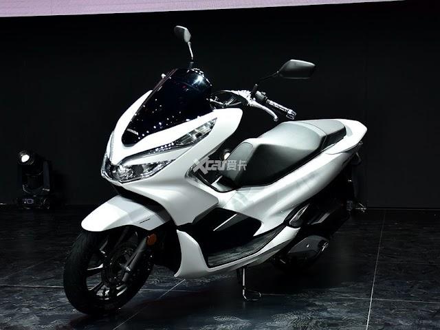 Honda PCX Resmi Dirilis di China, Harganya Tembus 54 Jutaan!