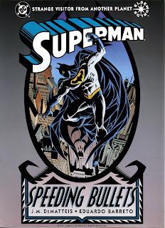 Superman Speeding Bullets [Español]