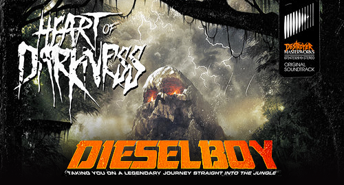 Dieselboy - Heart Of Darkness [March 2019] - Drum And Bass Mixes