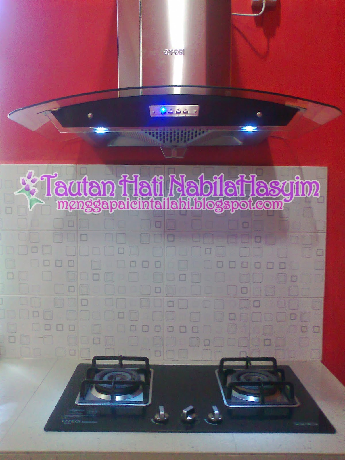 Dapur Bahagian Masak Dan Tong Gas