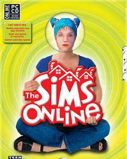 Carátula Los Sims Online