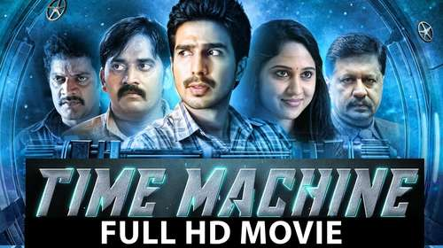 Time Machine 2017 Hindi Dubbed Full Movie Download