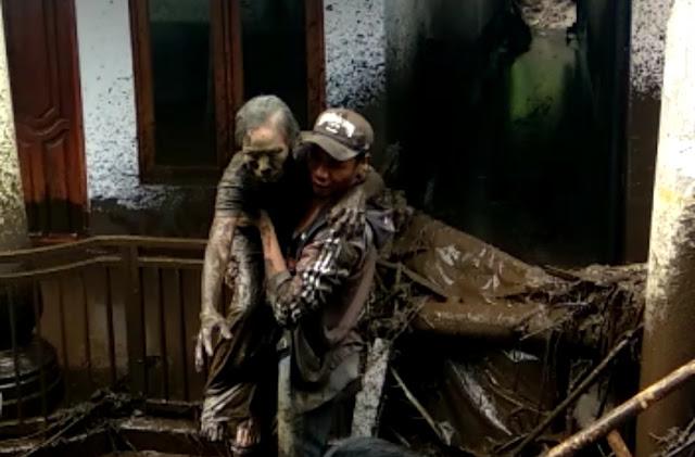 Banjir Bandang Kawasan Ijen Bondowoso, Gubernur Jatim Kerahkan Relawan