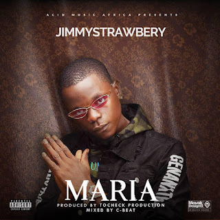 Hot Jamz: JIMMYSTRAWBERRY - MARIA & ON A REGULAR (Fast Download)