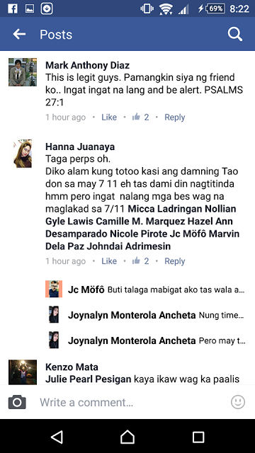 SHOCKING! This Girl Claimed That She Was Kidnapped but the Suspects Released Her Because of Her Grandma's Surname!