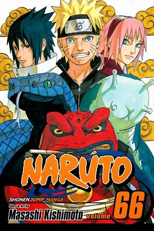 Naruto Tomo 66