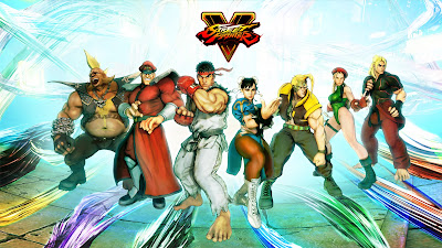 Preview: Hands on With The Street Fighter V Beta - We Know Gamers