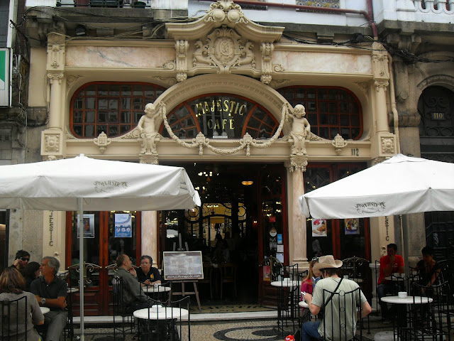 cafe majestic oporto