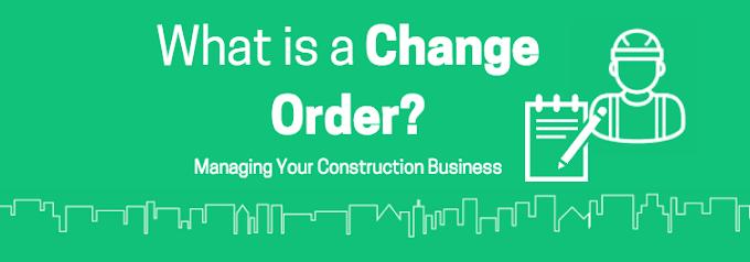 Simak Dasar Hukum Dan Pengertian Contract Change Order (CCO) Cekidot