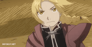 Edward - Fullmetal Alchemist: Brotherhood