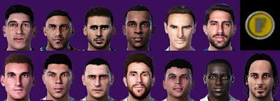 PES 2021 FacePack Libertadores by FedeX1206