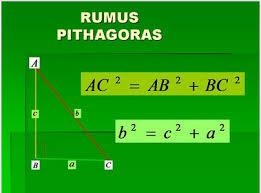 Soal Ulangan Harian Matematika Teorema Pythagoras SMP/MTs Kelas 8 Kurikulum 2013 dan Pembahasannya
