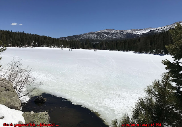 Rocky Mountain National Park Easy  Snowshoe Hikes