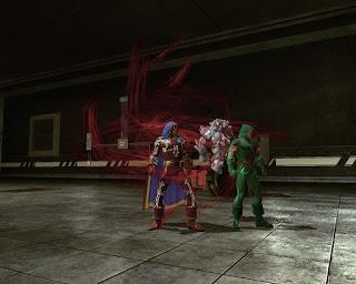 Doctor Moongem meets Green Arrow