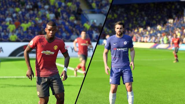 Kumpulan Mods Kits (Jersey) FIFA 18 Musim 18/19
