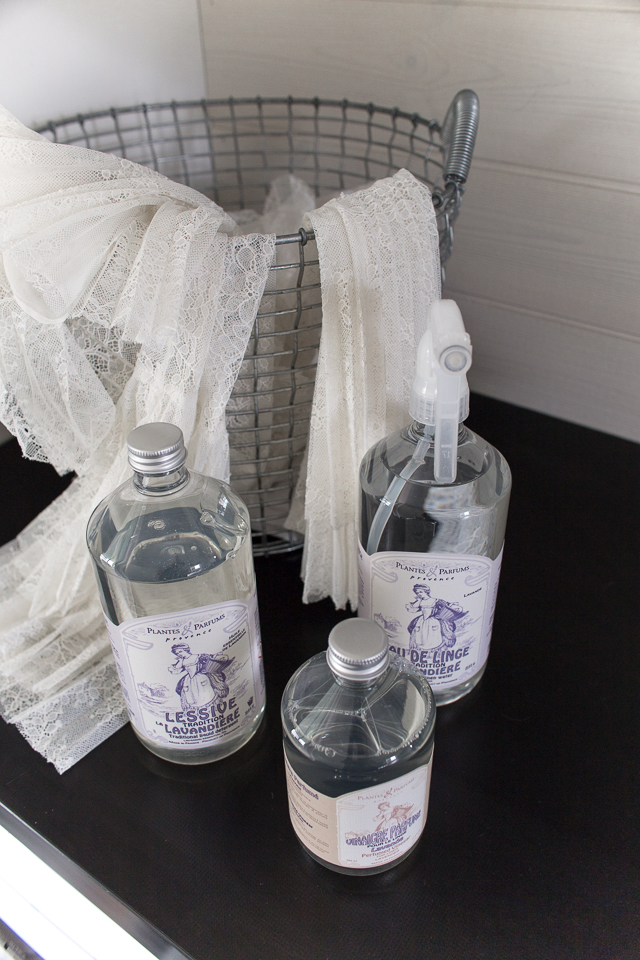 Villa H, laventelintuoksu, Plantes&Parfums Provence, pyykkietikka,