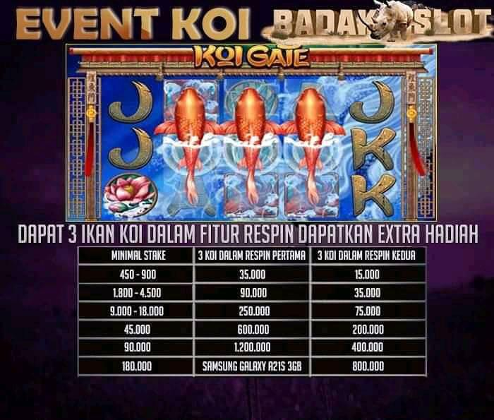Bonus promo Joker Jewels Badakslot