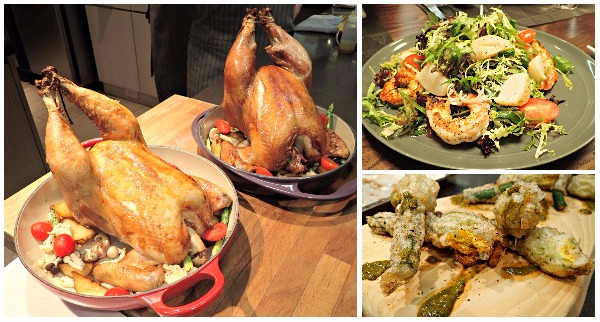 台北私廚︱Roy's Food Lab羅義生活︱雙雞對決,今晚你要吃哪一道?