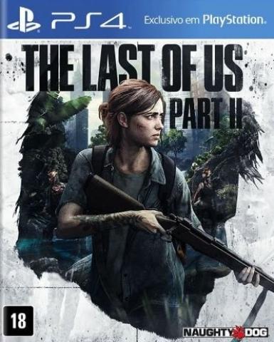 Sorteio do game The Last of Us Part II