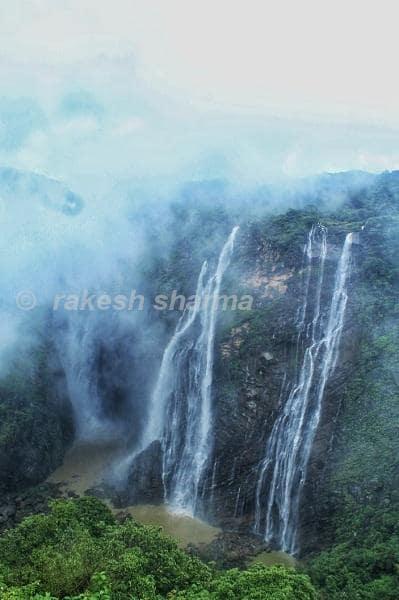 जोग जल प्रपात, कर्नाटक