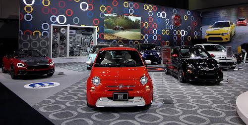 Fiat at LA Auto Show