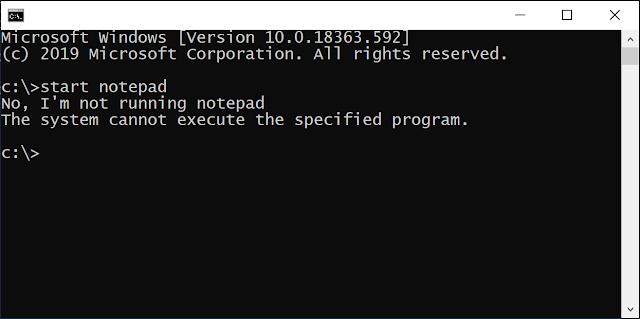 DLL Import Redirection in Windows 10 1909