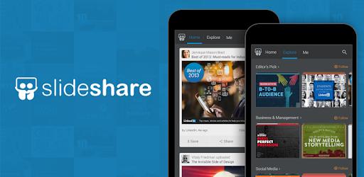 Cách tải File từ SlideShare khi không cho chức năng save
