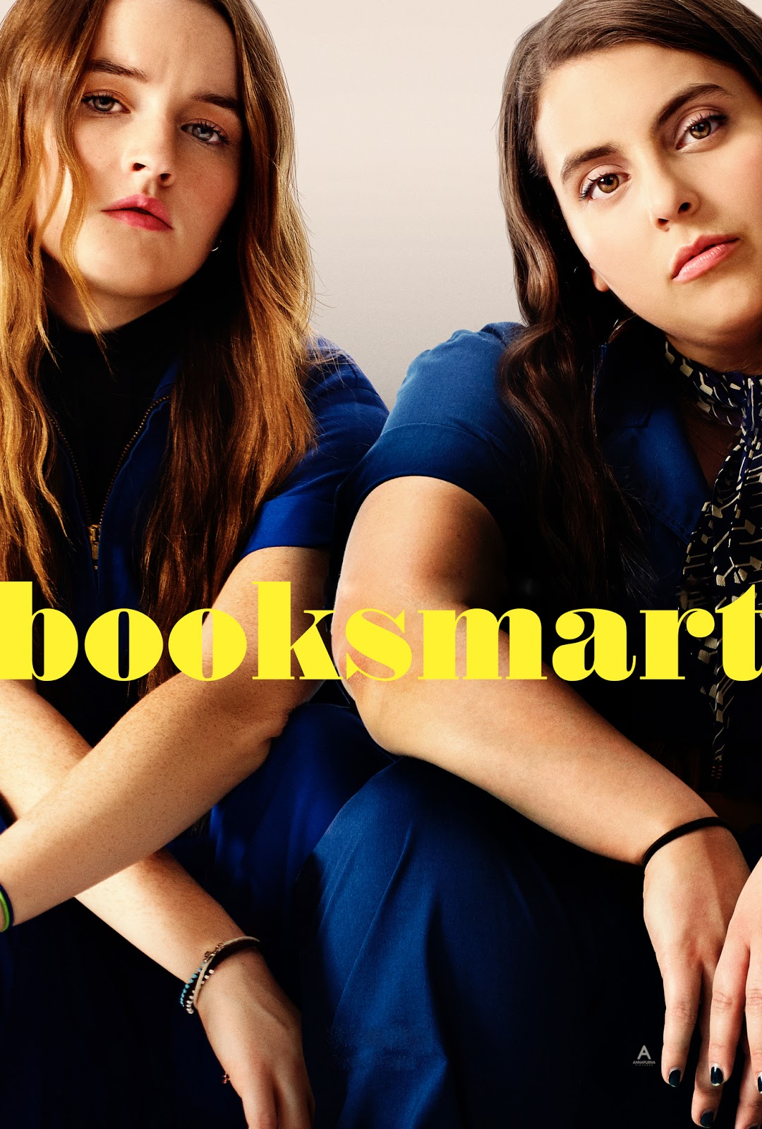 Booksmart [2019] [DVDR] [NTSC] [Latino] [Menú Editado]