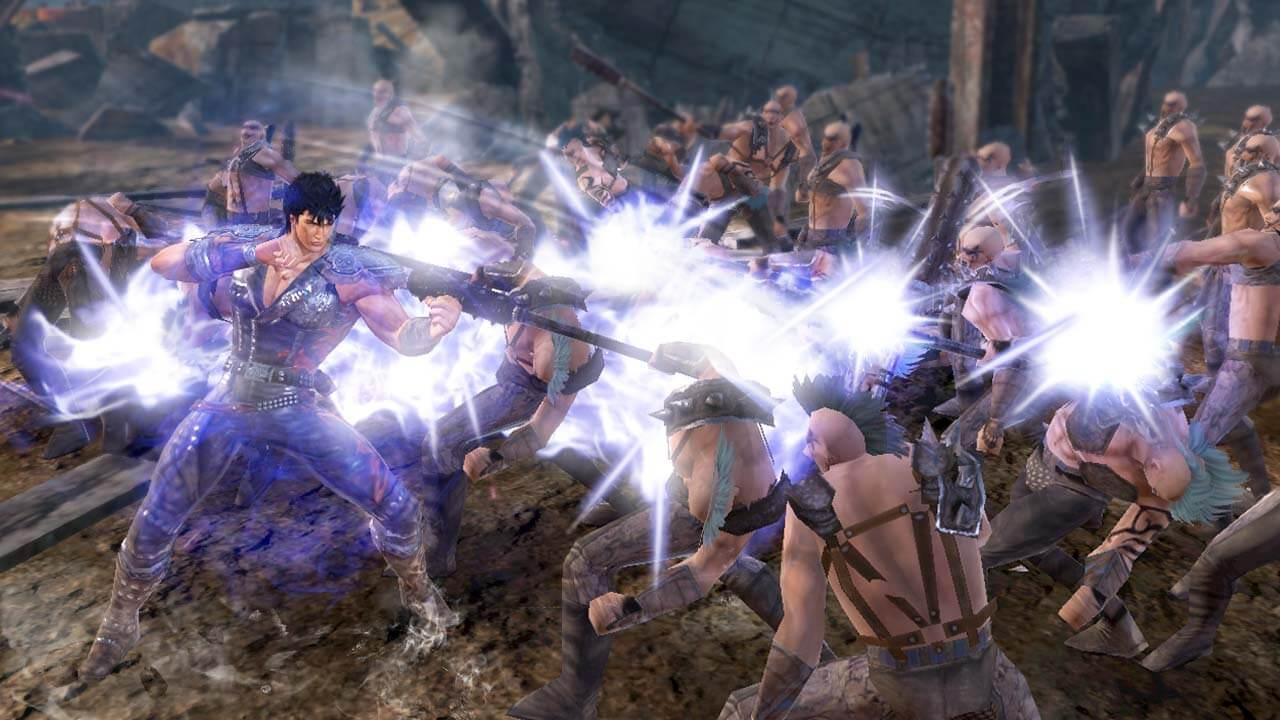 Shin Hokuto Musou Action RPG