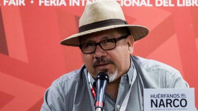 Mexican drug trade reporter Javier Valdez killed