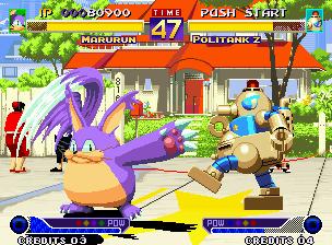 waku waku 7+arcade+retro+portable+game+2d+fighter+download free+videojuego+descargar gratis