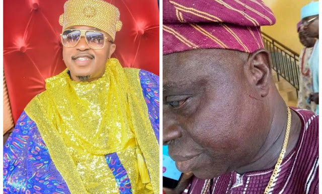 "Image result for ""Why I Beat Up Another Monarch At Peace Meeting"" - Oluwo Of Iwo"