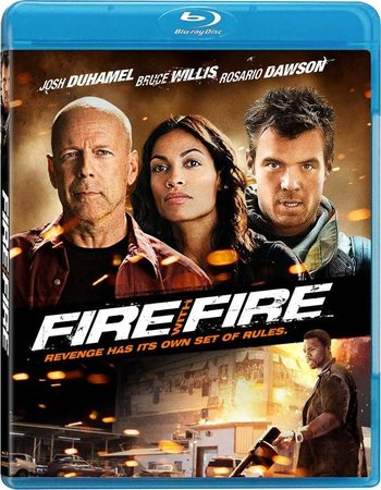 Fire with Fire 2012 Dual Audio Hindi 480p BluRay x264 300MB ESubs