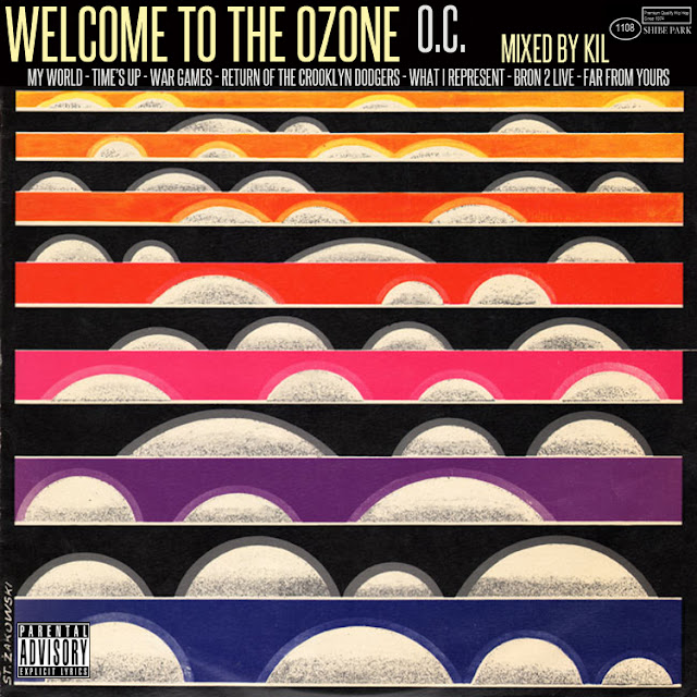 Welcome To The Ozone Mixtape