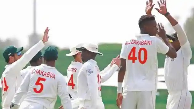 Zimbabwe Announces The Test Team Squad for Pakistan Series