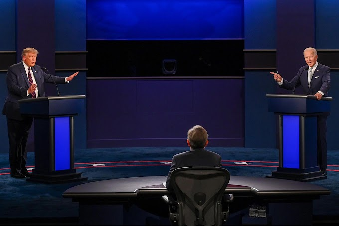 The First 2020 Presidential Debate: My Thoughts